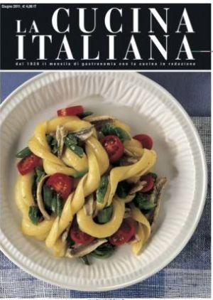 La cucina italiana di giugno spot and web - La cucina italiana corsi ...