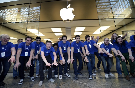 Apple-Biggest Company