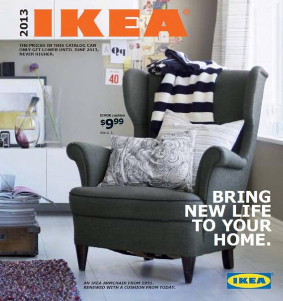 La pubblicazione pi diffusa al mondo il catalogo ikea spot and web - Catalogo ikea 2008 ...