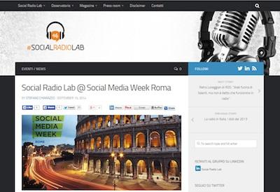 SocialRadioLab