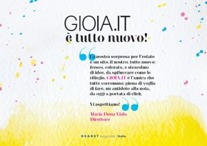 Hearst magazines italia presenta il nuovo spot for Hearst magazines italia stage