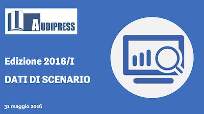 Audipress 2016 I - Presentazione di scenario_INFOGRAFICA