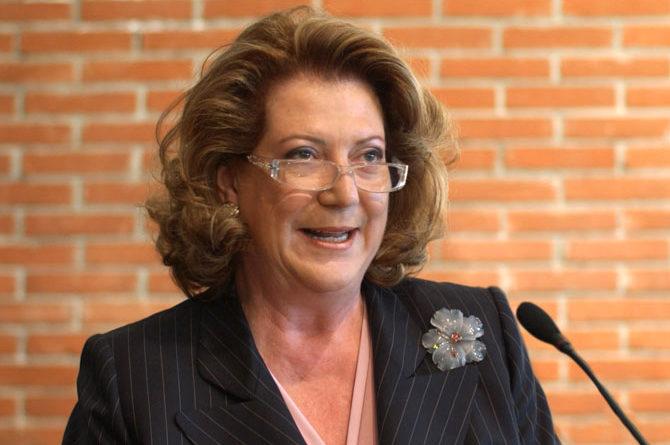 Audiointervista A DIANA BRACCO, presidente di Fondazione Bracco