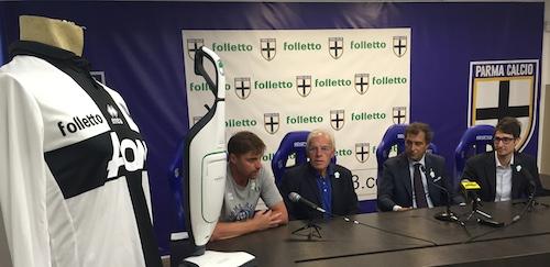Vorwerk Folletto per il quinto anno  consecutivo a fianco del Parma Calcio