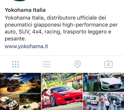 Yokohama su Instagram
