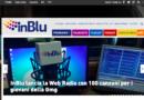InBlu lancia la Web Radio con 100 canzoni per i giovani della Gmg