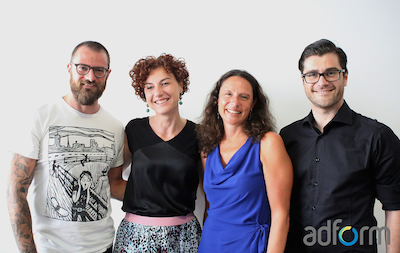 Tommaso Grimoldi, Valentina Mensi, Valeria Mazzon, Enrico Trevisani