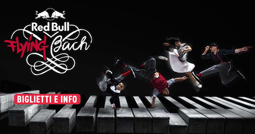 Ritorna in Italia il Red Bull Flying Bach