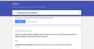 Ascolto della rete: i Listening Tool gratuiti per l'Enterprise Social Intelligence