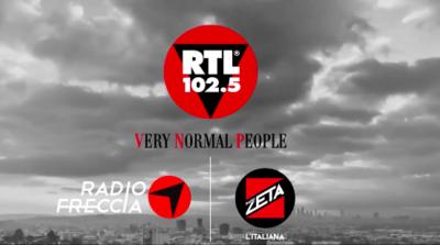 Rompe i classici schemi la campagna di comunicazione delle due nuove radio di RTL 102.5