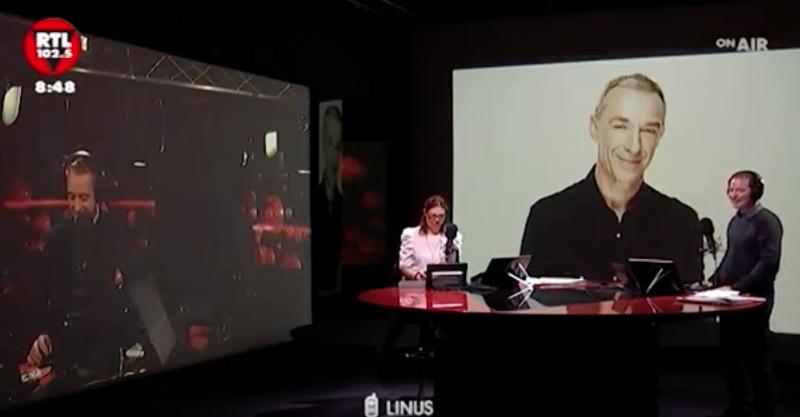 """Linus a RTL 102.5: """" Nel mondo radiofonico italiano bisogna fare sistema"""""""