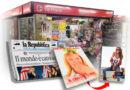 Repubblica regala con TuttoMilano le cartoline by Ambient Media