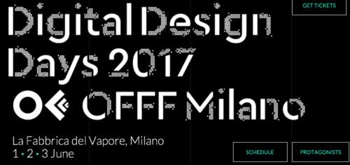 Digital design days nuova location alla fabbrica del for Design days milano