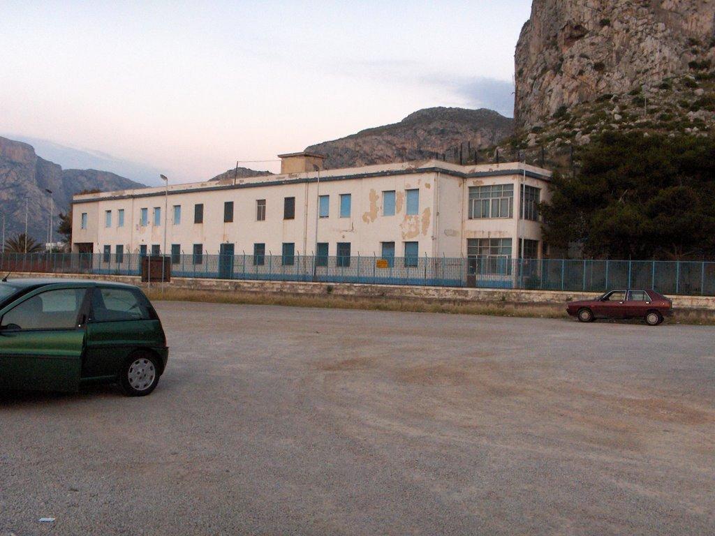 08. caserma ISOLA DELLE FEMMINE a Mondello PALERMO