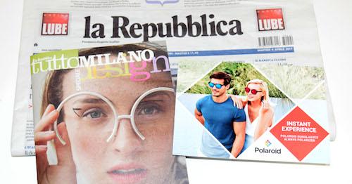 Repubblica-Polaroid