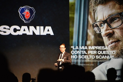 Giancarlo Perlini, responsabile marketing di Italscania