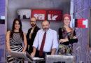 Giancarlo Magalli, Mara Maionchi, Chef Rubio, Riccardo Iacona, Giordano Bruno Guerri ospiti di Tv Talk
