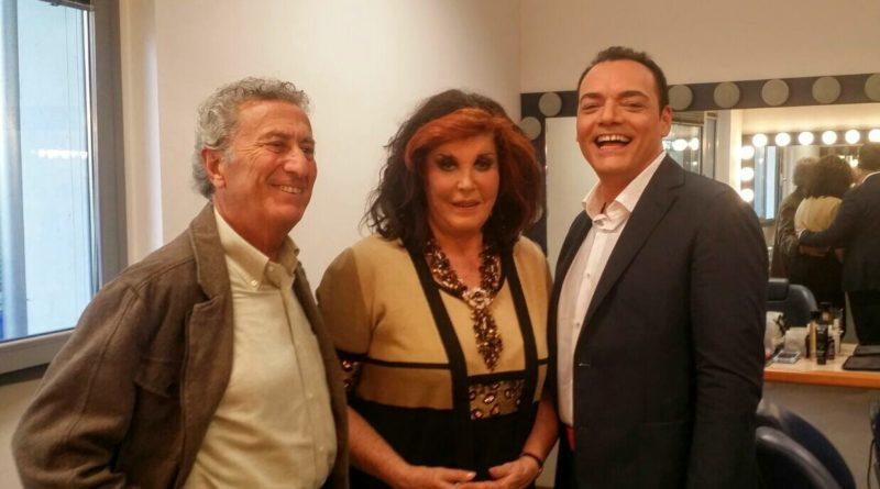 Igor Righetti, Renato Ferrante e Patrizia de Blanck