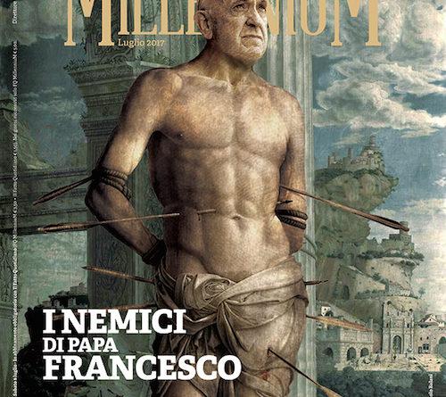 Copertina FQ MillenniuM - numero 3