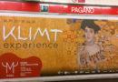 "TV, stampa, web, affissioni, street advertising per la mostra multimediale ""Klimt Experience"""
