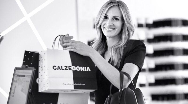 Julia Roberts ancora protagonista dello spot di Calzedonia