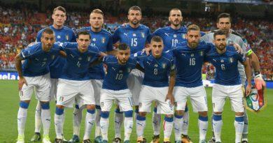 Dixan è 'Official Partner' della Nazionale Italiana di Calcio