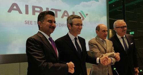 Meridana e Qatar Airways si fondono in Air Italy. A marzo la nuova campagna da 4-5 milioni di euro