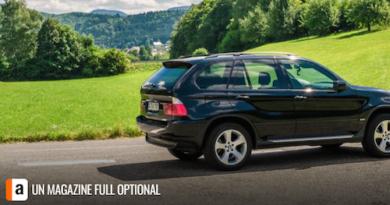 Arriva per il mondo delle automobili il magazine Full Optional