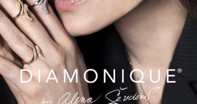 Il fotografo Stefano Guindani firma la campagna di DIAMONIQUE BY ALENA SEREDOVA