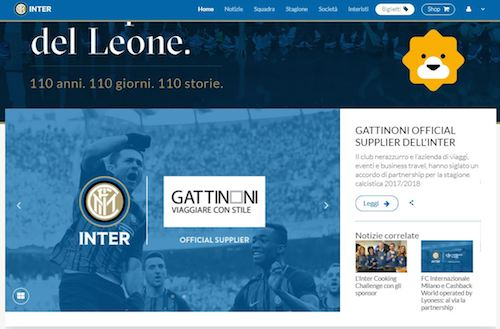 inter.it (home page)