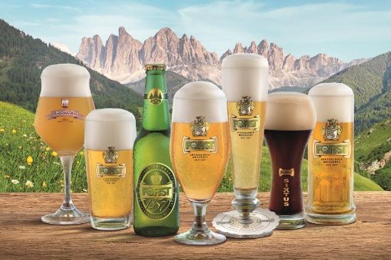 Birra FORST sponsor di Comicon