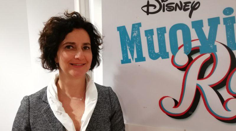 Audiointervista a Monica Astuti, Head of Marketing Healthy Living Business Disney Italia