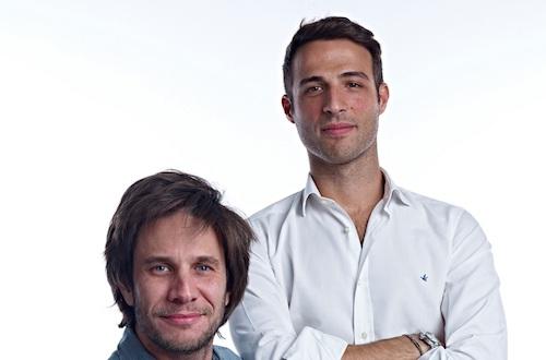 Pasquale Ascione e Federico Saccani