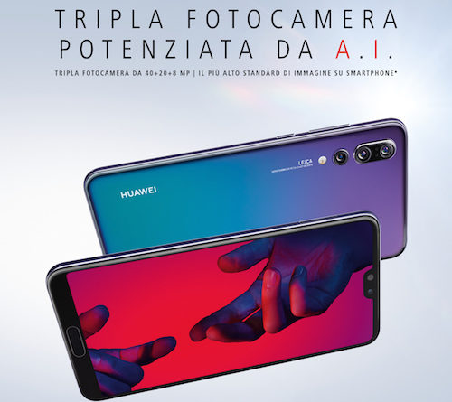 Huawei Campagna