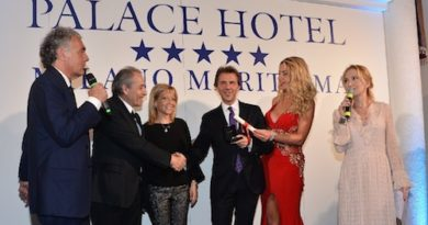 """Torna il Premio internazionale """"Cinque stelle al giornalismo"""""""
