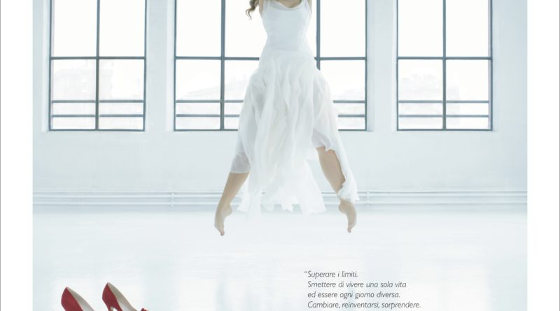 Simona Atzori nuovo volto della campagna PittaRosso