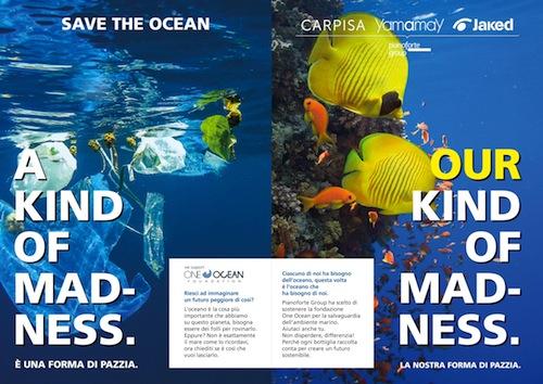 "Al via la campagna ""Save the Ocean"" di Carpisa"