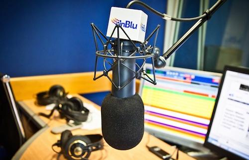 Radio InBlu -microfono 06