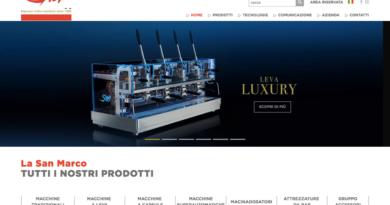 Online il nuovo sito de La San Marco