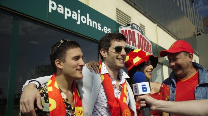 Ideal arriva in Spagna, on air il primo spot TV con Papa John's