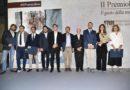 Consegnati i riconoscimenti ai vincitori della 58esima edizione de Il Premiolino