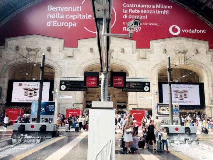 Melismelis il Viaggiator Goloso Stazione Centrale (5)