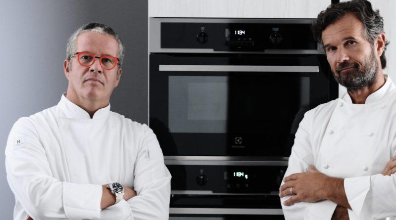 Knam e Cracco protagonisti della nuova campagna di Electrolux e Scavolini
