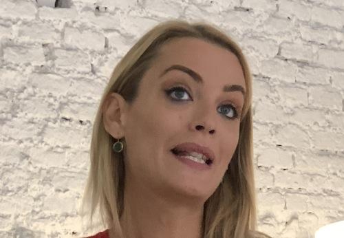 Audiointervista a Iaia De Rose presenter di QVC