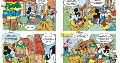 Topolino junior il nuovo mensile a fumetti per i più piccoli