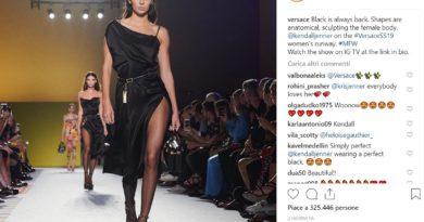 Milano Fashion Week su Instagram: Kendall Jenner e Chiara Ferragni le protagoniste