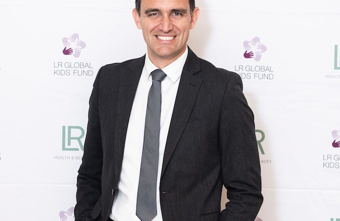 Gianluca Campagnani nuovo Sales Director LR Italia