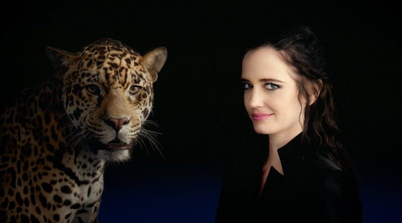 Eva Green_spot Jaguar _A breed apart