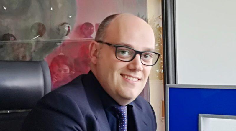 Alessandro Seghi assume la carica di AD di Press & Swan SpA.