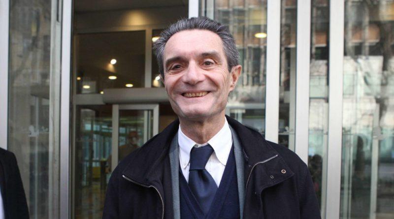 Audiointervista ad Attilio Fontana Presidente di Regione Lombardia